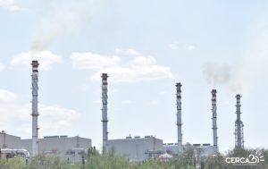 Central de Combustión Interna